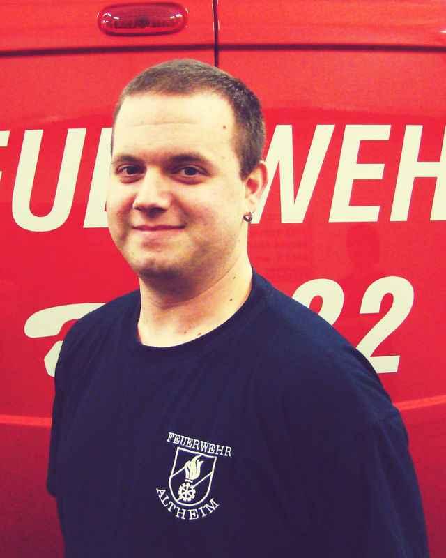 Oberbrandinspektor Markus Di Vora