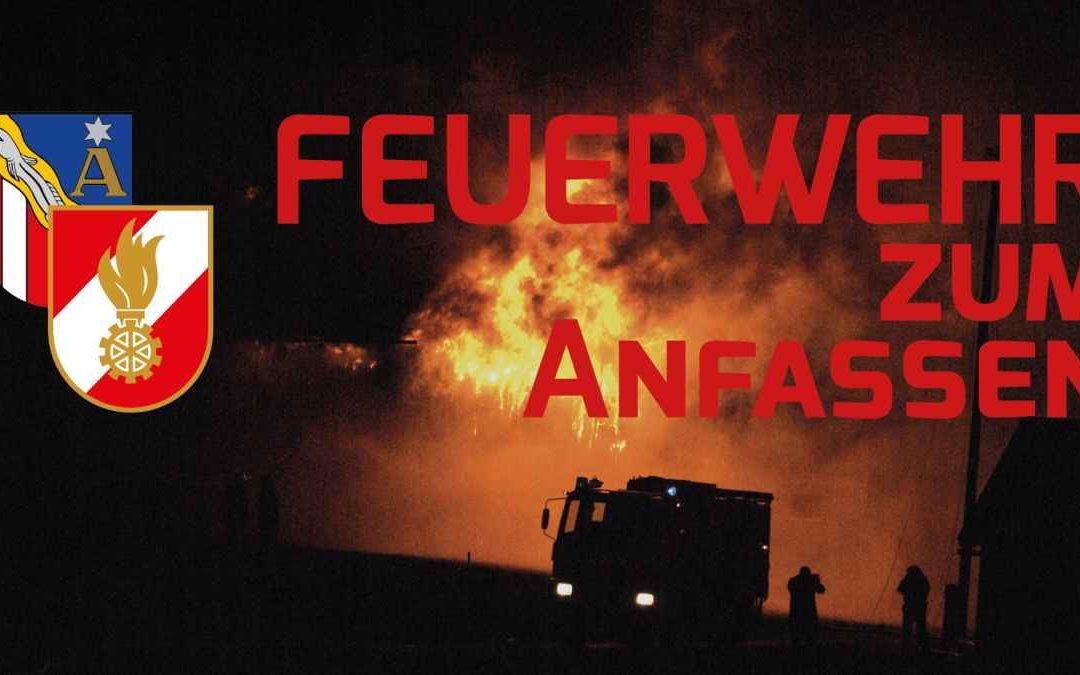 Feuerwehr zum Anfassen 2017