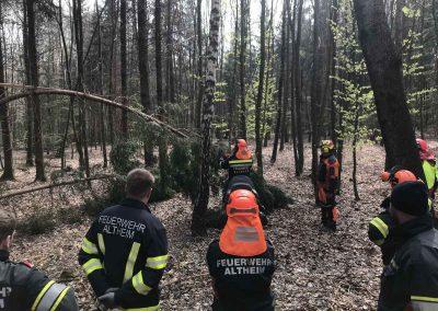 Spannende Forstausbildung