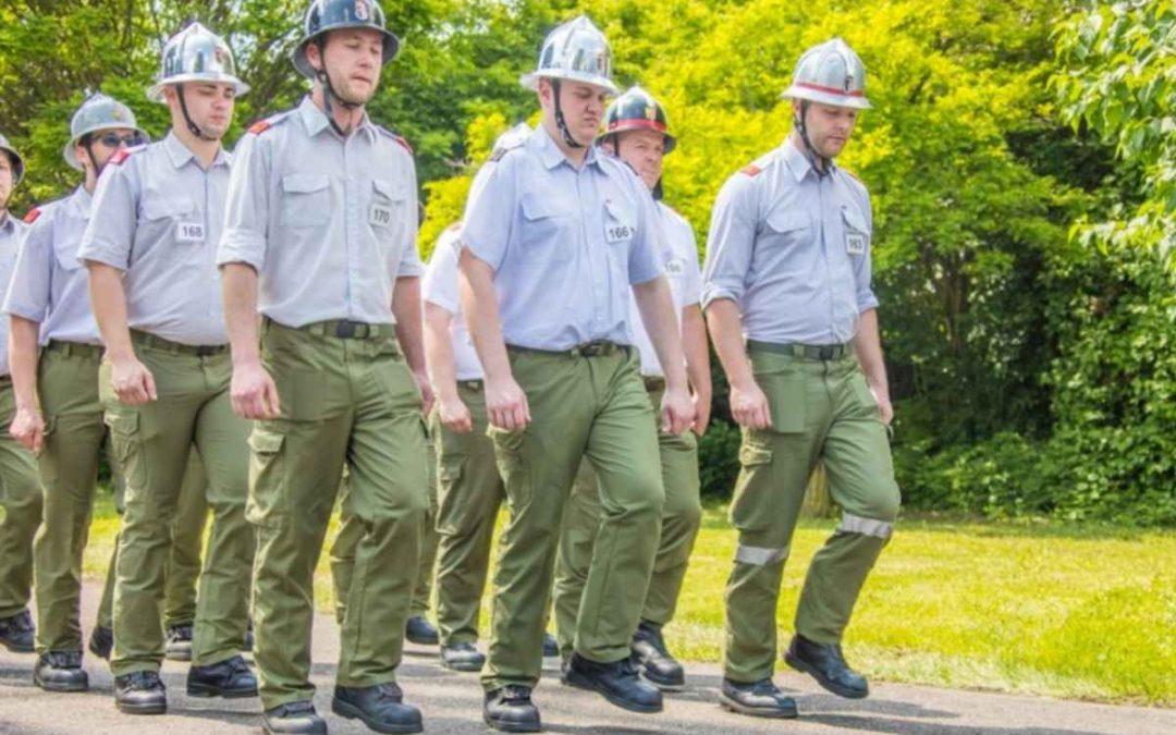 Feuerwehrmatura erfolgreich abgelegt
