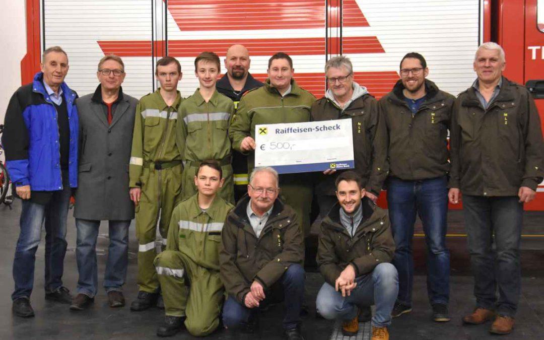 Spende des Verein Brauchtum-Kultur-MLZ Altheim