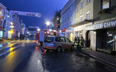 Überflutungen in Altheim